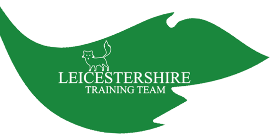 Leicestershire Training team
